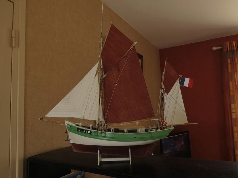 La Marie Jeanne Thonier Billing boats au 1/50 - Page 13 Mj11210
