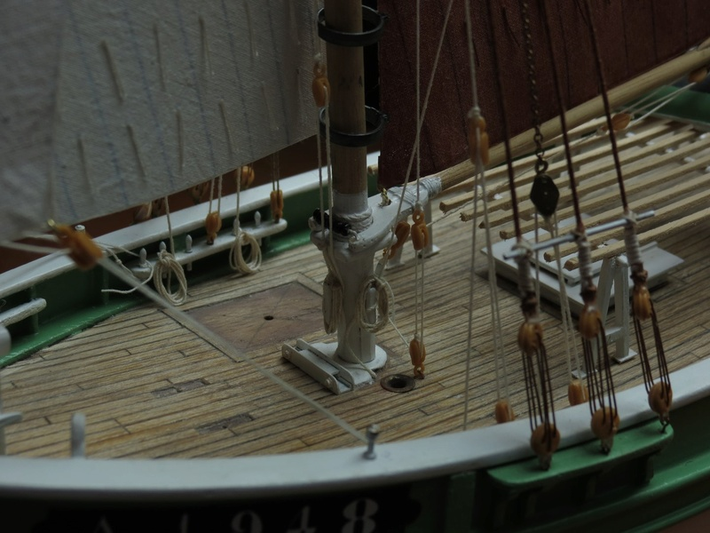 Thonier* - La Marie Jeanne Thonier Billing boats au 1/50 - Page 11 Mj8910