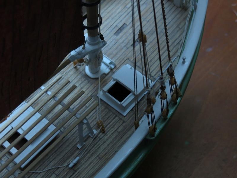 Thonier* - La Marie Jeanne Thonier Billing boats au 1/50 - Page 11 Mj9310