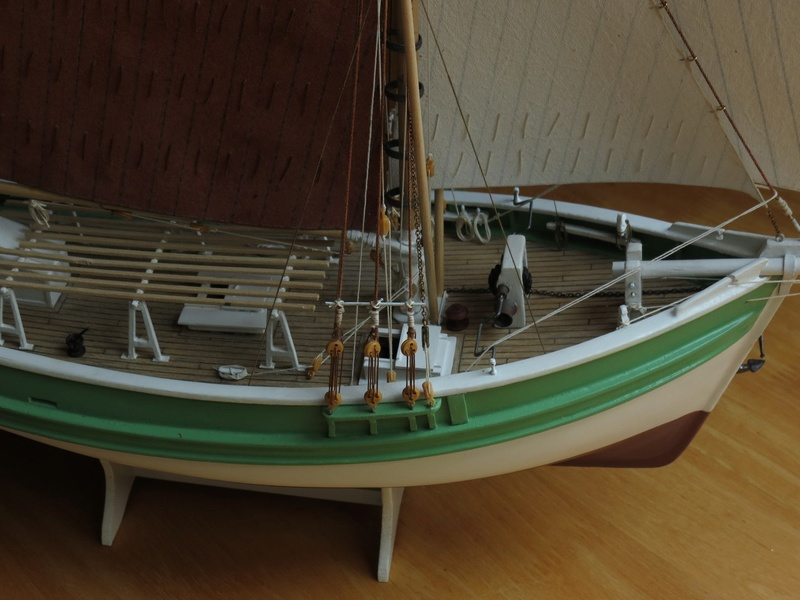 Thonier* - La Marie Jeanne Thonier Billing boats au 1/50 - Page 11 Mj9410
