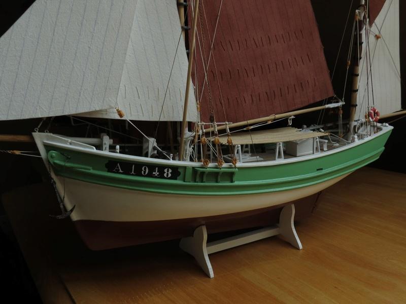 Thonier* - La Marie Jeanne Thonier Billing boats au 1/50 - Page 11 Mj9510