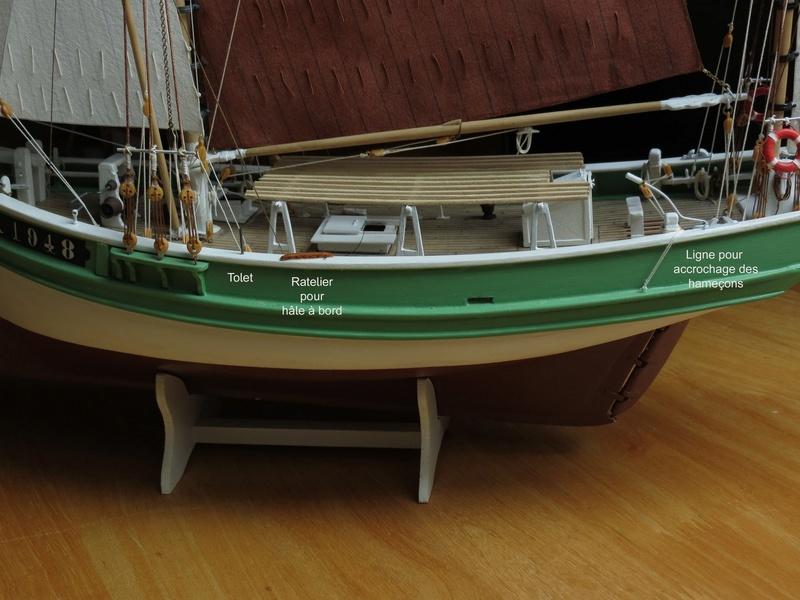 Thonier* - La Marie Jeanne Thonier Billing boats au 1/50 - Page 11 Mj9610