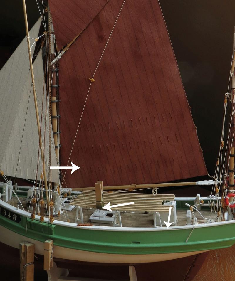 Thonier* - La Marie Jeanne Thonier Billing boats au 1/50 - Page 11 Mj9710