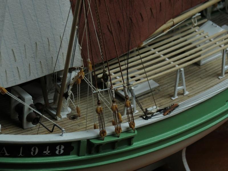 La Marie Jeanne Thonier Billing boats au 1/50 - Page 12 Mj9910