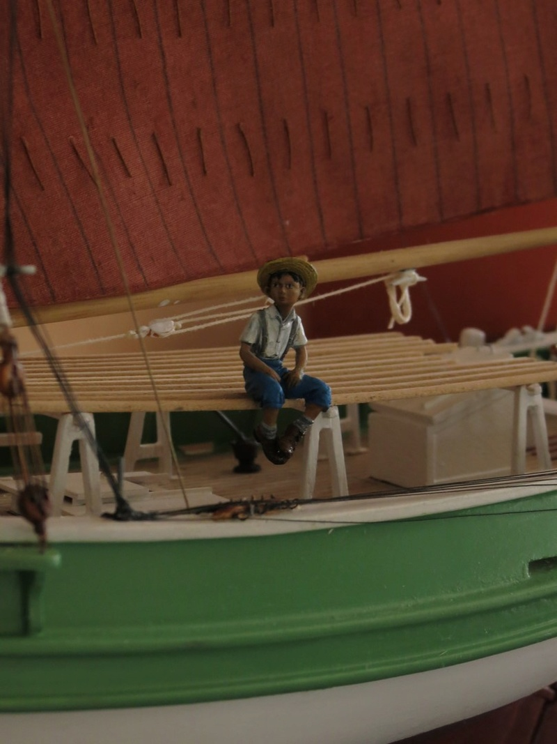 Thonier* - La Marie Jeanne Thonier Billing boats au 1/50 - Page 15 Mousse10