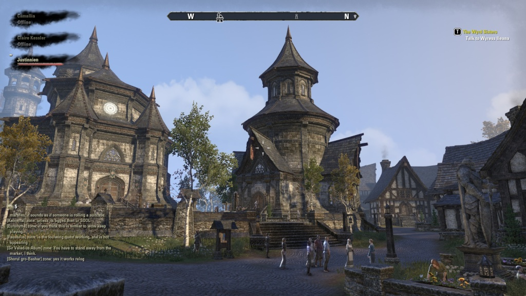 Elders Scrolls Online Screen13