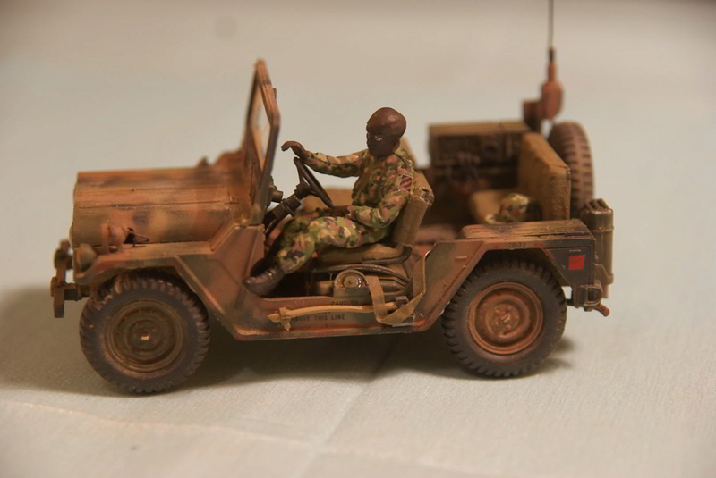 M109 A2 US-Army Ford_m12