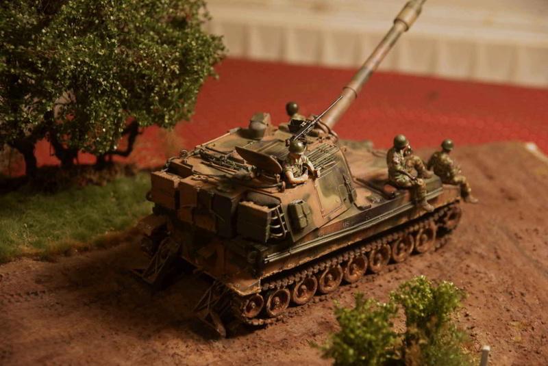 M109 A2 US-Army Haubit13