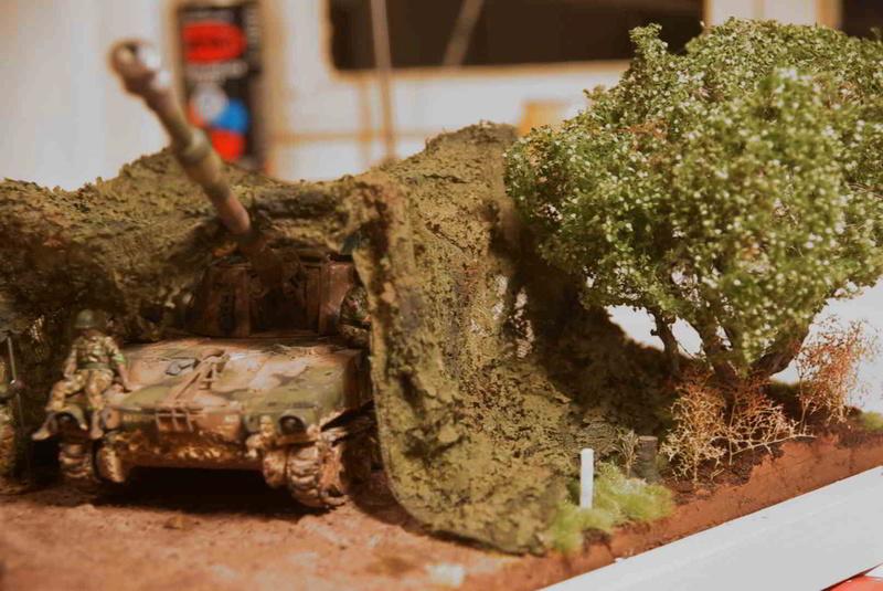 M109 A2 US-Army Tarnne13