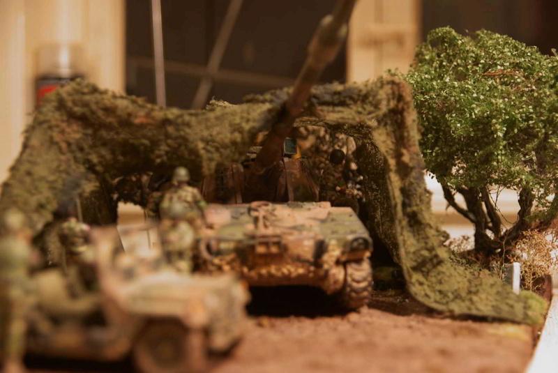 M109 A2 US-Army Tarnne14