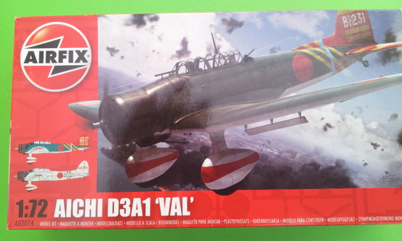 [Airfix]Aishi D3A1 'VAL' 2016-013