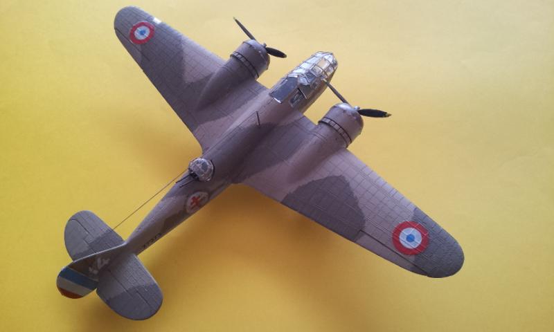 [Airfix]Bristol Blenheim IV 2016-118