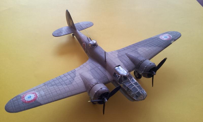 [Airfix]Bristol Blenheim IV 2016-119