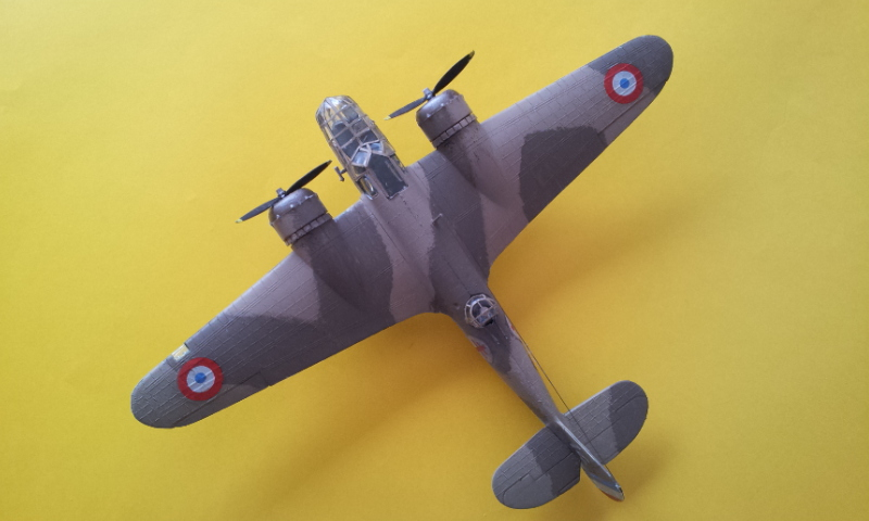[Airfix]Bristol Blenheim IV 2016-120