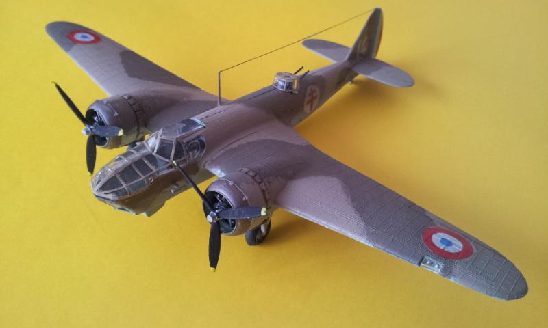 [Airfix]Bristol Blenheim IV 2016-121