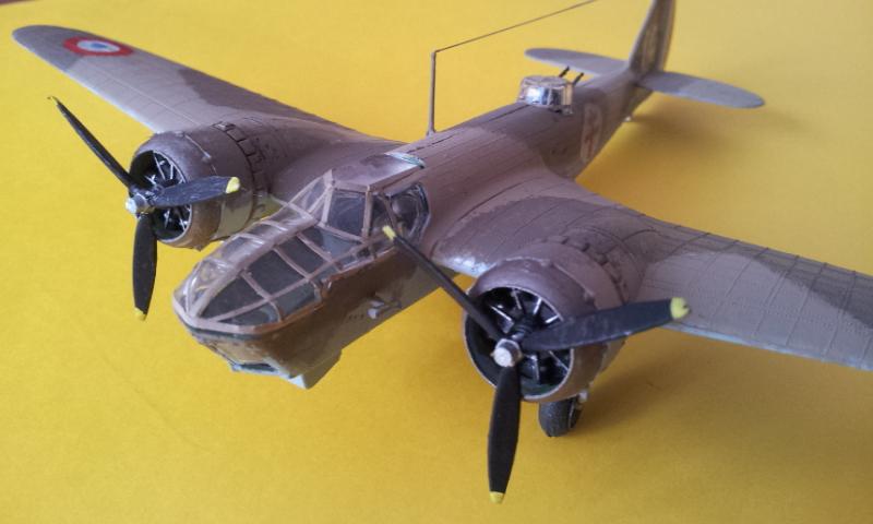[Airfix]Bristol Blenheim IV 2016-122