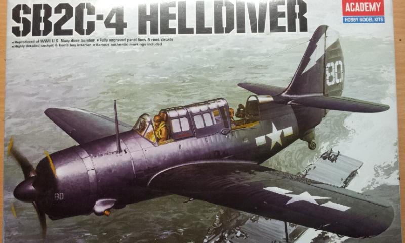 [Academy]SB2C-4 Helldiver 2016-130