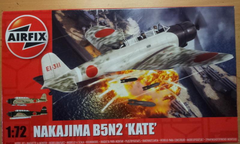 [Airfix]Nakajima B5N2 Kate 2016-157