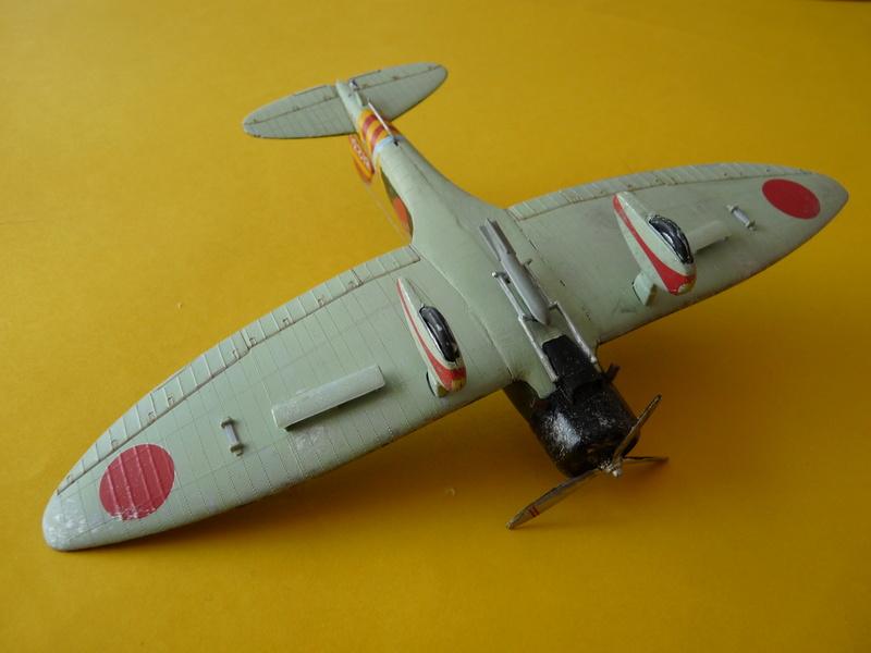 [Airfix]Aishi D3A1 'VAL' P1010810