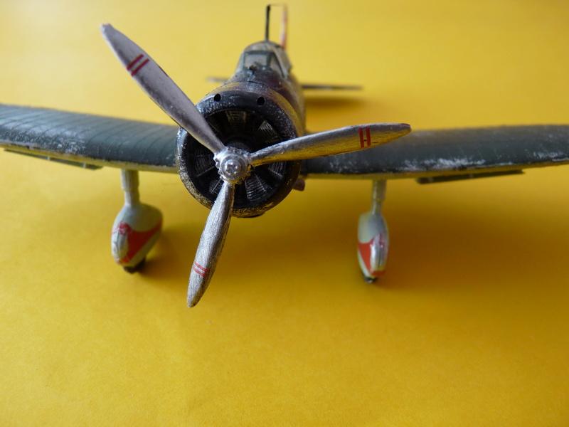 [Airfix]Aishi D3A1 'VAL' P1010812
