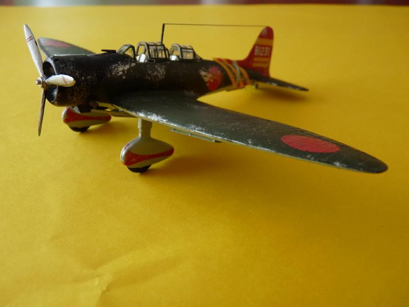 [Airfix]Aishi D3A1 'VAL' P1010814