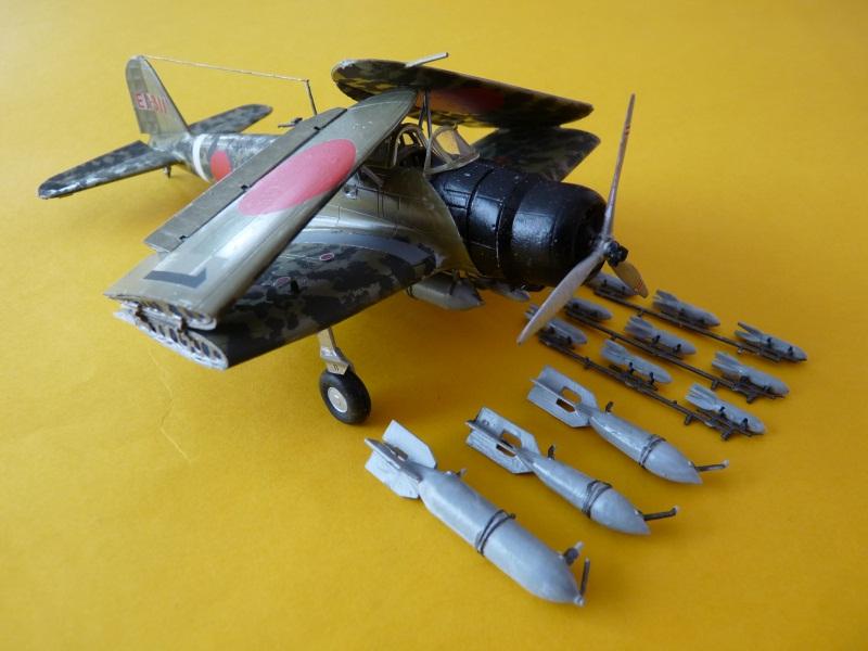 [Airfix]Nakajima B5N2 Kate P1010825