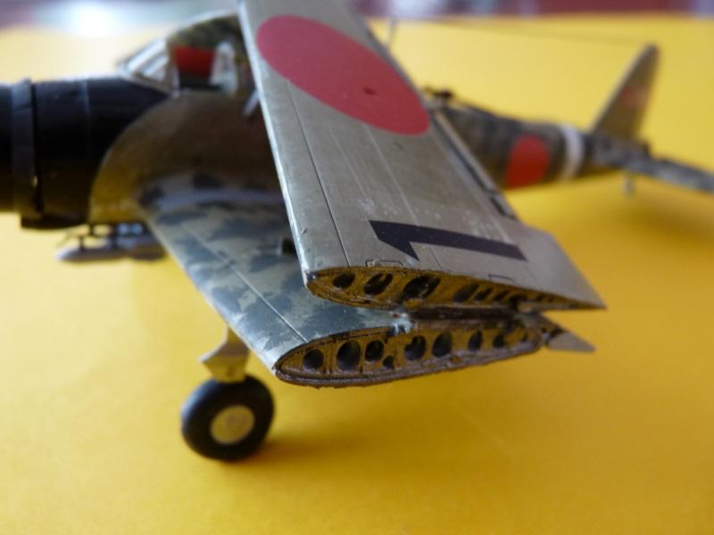[Airfix]Nakajima B5N2 Kate P1010826