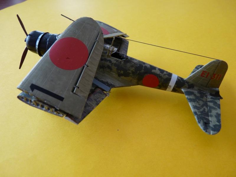 [Airfix]Nakajima B5N2 Kate P1010828