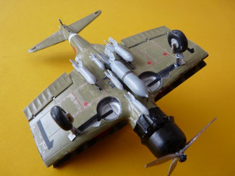 [Airfix]Nakajima B5N2 Kate P1010829
