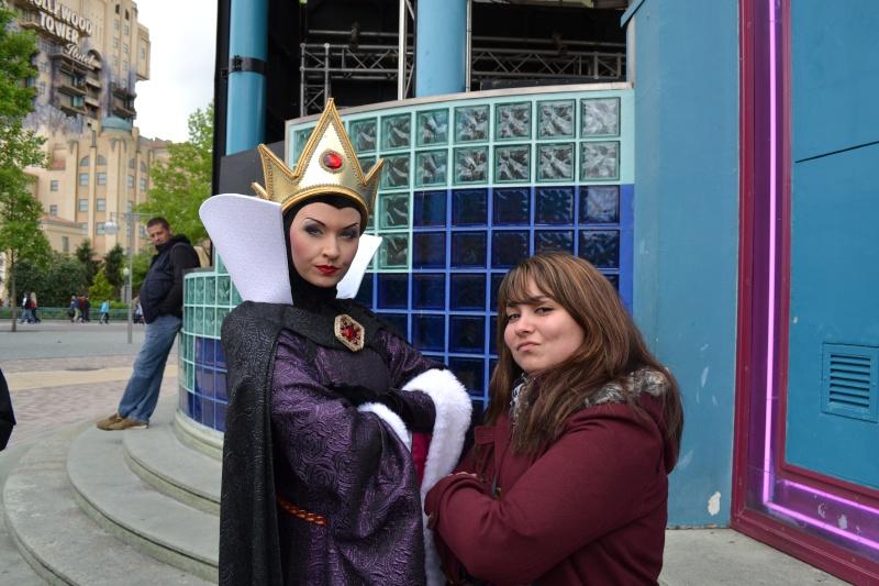 Vous et les personnages Disney15