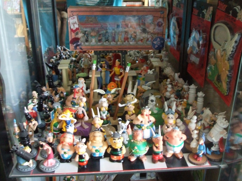 MA COLLECTION SUR LE MONDE D'ASTERIX Dscf2013