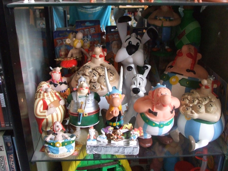 MA COLLECTION SUR LE MONDE D'ASTERIX Dscf2015