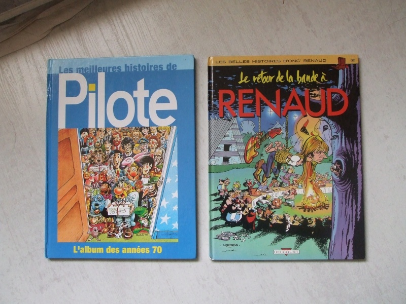 MA COLLECTION SUR LE MONDE D'ASTERIX Dscf2024