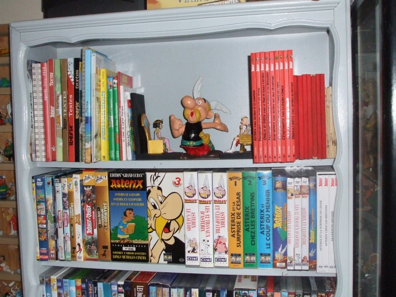 MA COLLECTION SUR LE MONDE D'ASTERIX Dscf2041
