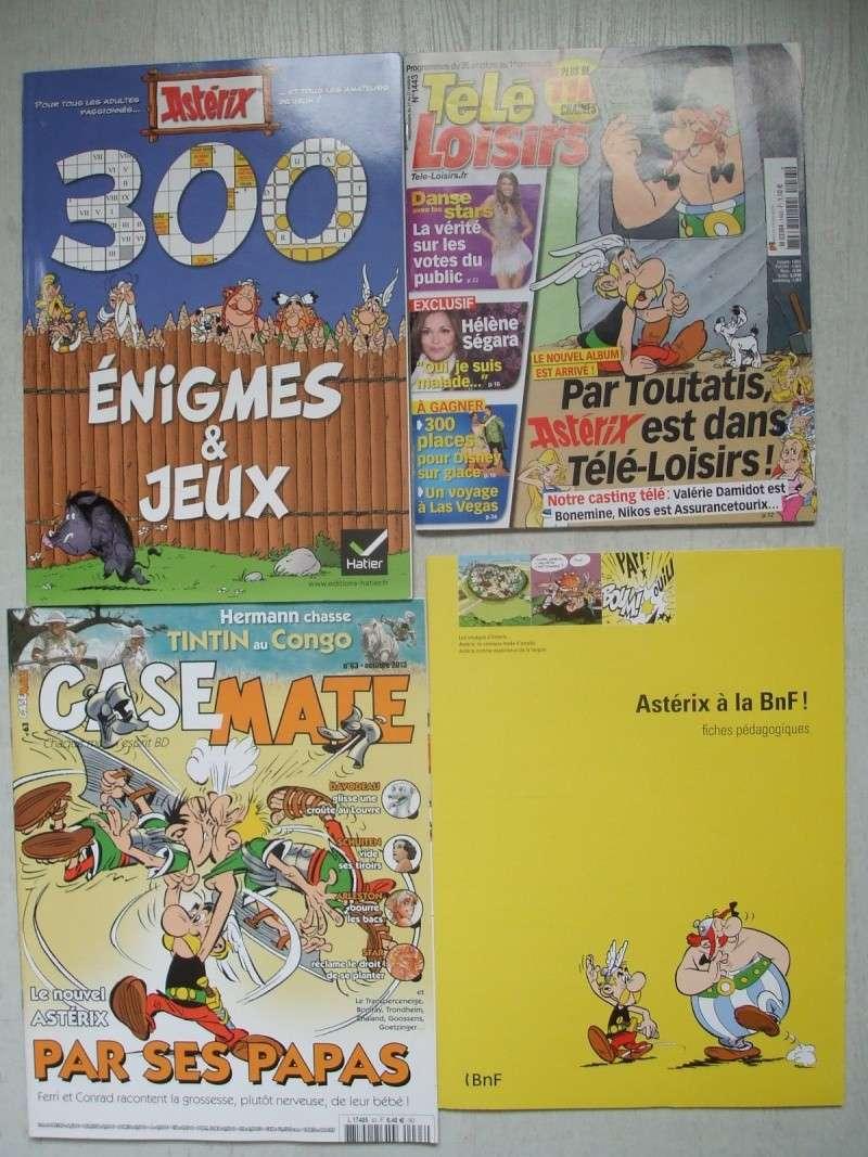 MA COLLECTION SUR LE MONDE D'ASTERIX - Page 3 Dscf3101