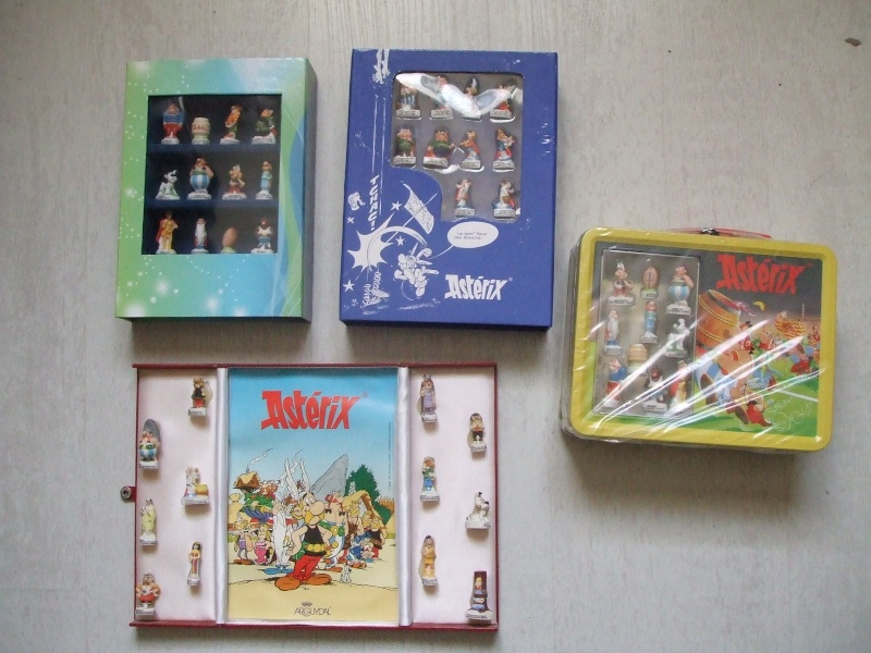 MA COLLECTION SUR LE MONDE D'ASTERIX - Page 6 Dscf3123