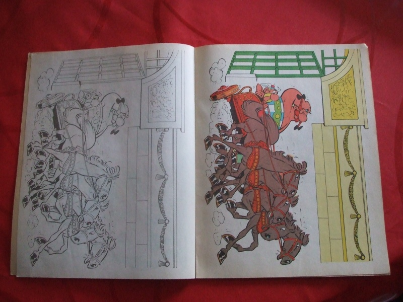 MA COLLECTION SUR LE MONDE D'ASTERIX - Page 5 Dscf3528