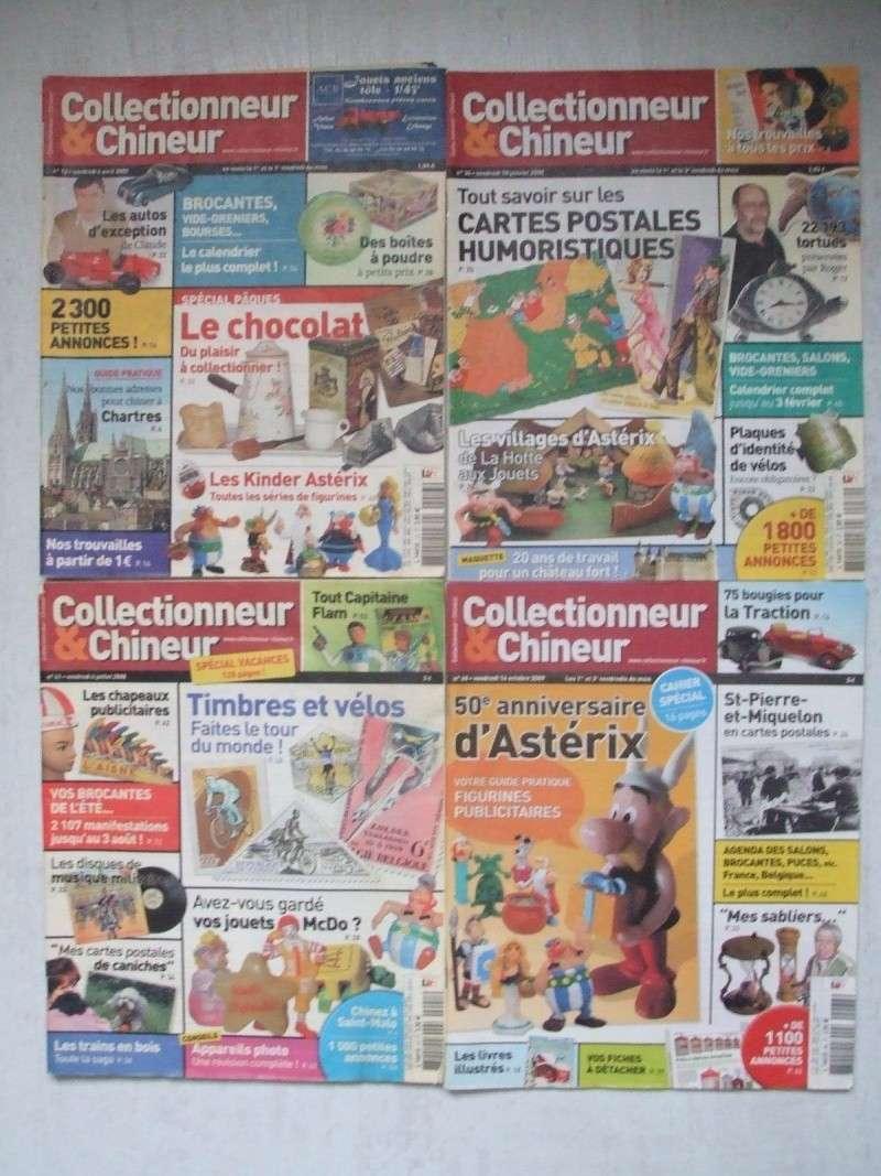 MA COLLECTION SUR LE MONDE D'ASTERIX - Page 3 Dscf3696