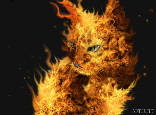 Avatars Flammes & Bougies Fire_c10