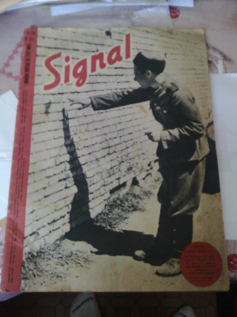 Estimation revue Signal et journaux 8 mai 1945 Img_2096
