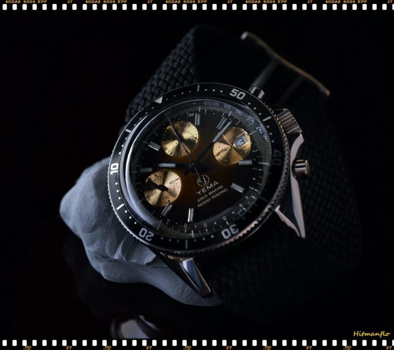 Daytona - chrono Yema vintage - Page 2 00125