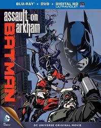 Batman : Assaut sur Arkham - 2014 - Jay Oliva Arkham10