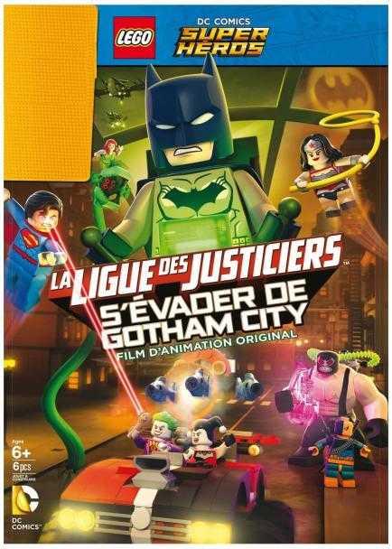 Légo la ligue des justiciers, s'évader de Gotham - Melchior Zwer - 2016 Lego-d10
