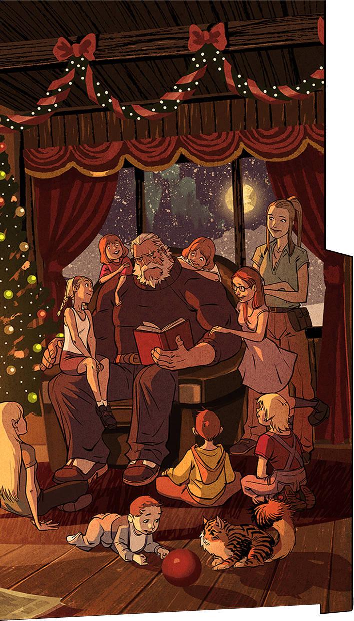 Des images pour illustrer nos personnages. - Page 3 10-110