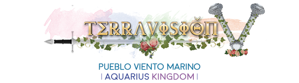 Terravisión V, «Louder than the oceans» - Aquarius Kingdom - Página 4 Tytulo11
