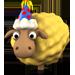 Brebis /Mouton Valentin/Mouton Vert/Mouton d'Halloween/Mouton de Noël/Mouton d'Hiver/Mouton Printanier/Mouton Fêtard/Brebis Rouge => Laine Americ10