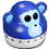 Famille de Singes Bleus => Poil de Singe Bleu Bluemo14