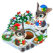 Lapin Cache-Cache / Lapin Cache-Cache de Noël Christ13