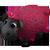 Brebis /Mouton Valentin/Mouton Vert/Mouton d'Halloween/Mouton de Noël/Mouton d'Hiver/Mouton Printanier/Mouton Fêtard/Brebis Rouge => Laine Redshe10