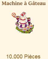 Machine à gâteaux de Mariage Sans_356